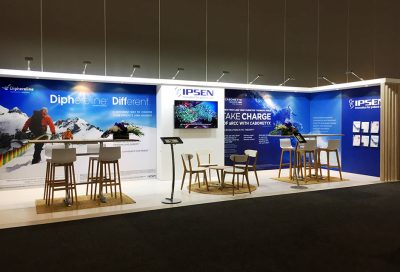 IPSEN Exhibition Stand at USANZ